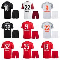 2021 كرة القدم 10 فيليب كوتينهو جيرسي مجموعة 18 ليون جوريتزكا 19 ألفونسو ديفيز 5 بنيامين بافارد 29 كينجسلي كومان لكرة القدم قميص أطقم B-R