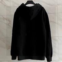 20FW Fashion Men Pullover Top Quality Cotton Comfortable Sleeve Retro Shirt Men Women Fall Winter Hip Hop Pullover Hoodie Size XS-XL