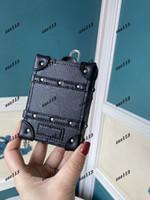 الطبقة الأولى من جلد البقر المرأة مصغرة محفظة RFID حظر محافظ بطاقة الائتمان للرجال محفظة قصيرة مع عملة جيب جلد حقيقي