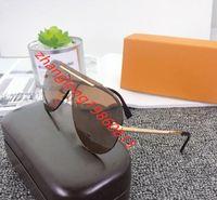 2021 Designers Luxo Óculos de sol elegante moda de alta qualidade polarizada óculos para mulheres UV400.A17