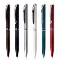 Гелевые ручки Pentel BLN2005 Гель-чернил рулонные ручки быстро сушильный металлический корпус иглы наконечник черные чернила 0.5 мм Япония черный / синий / красный / салл цвета