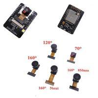 الوحدات الأتمتة الذكية ESP32-CAM WIFI وحدة 120 درجة 160 850nm ESP32-S مجلس التنمية 5 فولت بلوتوث مع ov2640 كاميرا كاميرا 1