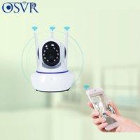 Kameralar OSVR 1080 P IP Kamera Kablosuz Ev Güvenlik Gözetim Wifi Gece Görüş CCTV 2MP Bebek Monitor1