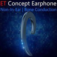 Jakcom Et non in ear concetto di concetto di euricolare Vendita calda nei auricolari del telefono cellulare come auricolari neri Raycon wireless Auricolari I7S TWS