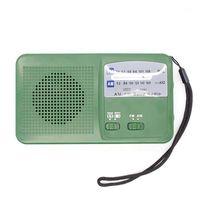 Radyo Acil AM FM Güneş El-Krank ile Parlak LED Işık ve Akıllı Telefon Şarj Cihazı Için Dahili Pil