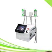Spa Yeni Cryolipolysis Makinesi 360 Serin Teknoloji Zayıflama Donduru Yağ Cryolipolyse Makinesi