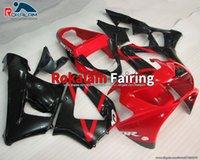 Für Honda Fairing 2000 2001 00 01 Körper CBR 900 CBR 900RR CBR900RR CBR 929 929RR rot schwarz (Spritzgießen)