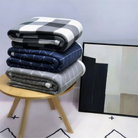 New Geometric Pattern Throw Blanket Double Thickening Super ...