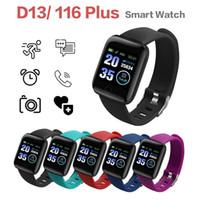 ID116 plus Smart armbands Armband Sport Fitness Uhr mit laufenden Tracker Herzfrequenz Schrittzähler Blutdruck Armband