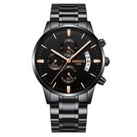 Best Selling Top Orologio Masculino Männer Uhren Berühmte Top Marke Herrenmode Casual Dress Watch Nibosi Militär Quarz Armbanduhren Saat