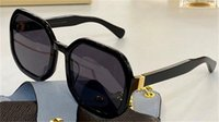 Yeni Moda Tasarım Erkekler ve Kadın Güneş Gözlüğü Z1502 Düzensiz Plaka Çerçeve Üst UV Koruma Gözlük Orijinal Kılıf Ile Basit Açık Açık Gözlük