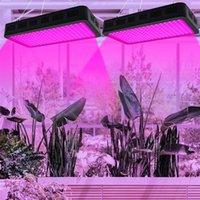 새로운 스타일 1800W 180 * 10W 전체 스펙트럼 3030 램프 비드 식물 램프 단일 제어 블랙 프리미엄 소재 성장 조명