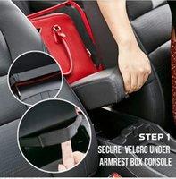 Автомобильная сумка для хранения автомобиля Чистое карманное хранение Сумка для хранения сиденья Сумка для хранения для бесплатного DHL