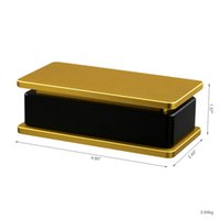 Peças sobressalentes de alta qualidade Rosin Pre-Press Mode 6061 Aviation Aluminum 2 * 4 polegadas LTQ com Saco de Imprensa de Rosin para a máquina de pressão de calor