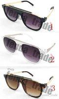 الصيف جديد نظارات المرأة uv400 القط العين الكبار حجم القيادة السيدات ماركة النظارات الجديدة دي سول ليوبارد الأسود الإطار 10PCS نوعية جيدة