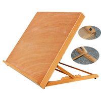 Портативная столовая стола для стола столик на столе English ent Regived Угол эскиз ящик рисования доски