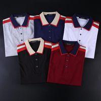 고품질 악어 폴로 셔츠 남자 솔리드 코튼 반바지 폴로 여름 캐주얼 폴로 옴므 티셔츠 망 망 폴로스 셔츠
