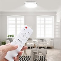85-265V LED Plafoniere Lampada da soffitto Luci quadrati Luci Soggiorno Camera da letto Lampada Stepless Dimming (18W) Elescenziali luci premium brillanti consegna veloce