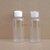 100pc lot 40ml PET Cosmetic Emulsion Bottles,Plastic Cream rePackaging Container,empty plastic travel bottlegood quality