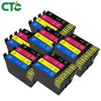 Cartuccia d'inchiostro 200XL T200XL Compitalbe per Workforce WF-2510 Inkjet WF-2520 WF-2530 WF-2540 Printer1 Cartucce