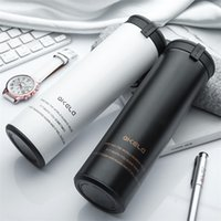 Meyjig Thermos бутылка минималистская бутылка для воды, герметичный термос колбы портативная бутылка для перемещения 450 мл 201221