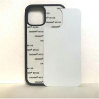 2D Süblimasyon Sert Plastik DIY Tasarımcı Telefon Kılıfı PC Süblimer Boş Arka Kapak iphone 12 11 xs Max Samsung Note20 A21 Izeso