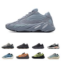 Mens Kanye 700 Srphym Carbon Teal Azael Kyanite Womens V3 Ge...