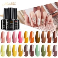 Atacado 10ml gel esmalte glitter para manicure set nail art semi platium uv diodo emissor de luz lâmpada de lâmpada vernizes de unhas base top casaco gel laca