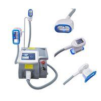 Portable Home Use-Cryolipolyse-Maschine Criolipolisis Fat Freeze 3-Size-Kryo-Griffe Doppelkinn-CE-Zertifikat