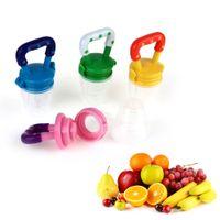 Bebê teether mamilo fruta alimentos mordedor silicona bebe silicone dentes de segurança alimentador de segurança alimento bither bpa livre