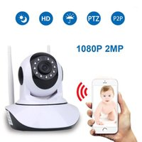 Full HD 1080P 2MP Home Security Caméra IP SAND SAMRT PTZ Audio Vidéo Camara CCTV WiFi Night Vision Caméra de surveillance IR1