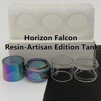 Horizon Falcon Résine-Artisan Edition Tube Normal 5ML Ampoule Tube 7ml Clear Rainbow Tube en verre Tube Bubble Fatboy