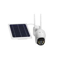 Speed Dome Cameras 4G LTE FDD GSM Solar Power Battery sans fil PTZ HD 1080P Surveillance de la sécurité imperméable de la sécurité imperméable CCTV Caméra IP