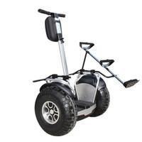 새로운 골프 전기 카트 2 륜 셀프 밸런싱 스쿠터 App 19 인치 1200W 60V 어른을위한 도로 골프 전기 스쿠터