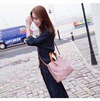 HBP canvas tote plain famous designer women handbags shoulder bag woman purses Original leather