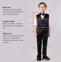 Men's Suits & Blazers Purple Stand Collar Children Custome Homme Fashion Tuxedos Cool Handsome Set Clothing Formal Blazer(Jacket+Pants+Tie+V