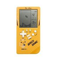 FAVURE FAVORY 2021 3,5 pouces Rétro Mini Portable Mini Jeux de poche Jeux de poche Tetris Brique Had Had Tenu de décompression nostalgique classique