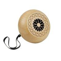 A1 Мини Беспроводной Деревянный Динамик Смартфон Подарок Умный Телефон Портативный Творческий Небольшой Аудио Портативный Wizard Wireless Speaker