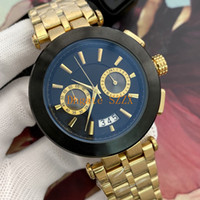 Montres Mens Montres Black Calendrier automatique Calendrier Gold Bracelet Discount Master Homme cadeau Menes Montre Orologio di Lusso Reloj de Lujo