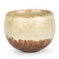 Cups & Saucers Retro Homeowner Cup Porcelain Vintage Coarse Pottery Tea Arrival Handmade Stoare Teacup