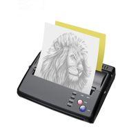 Tattoo Transfer Machine Device Copier Printer Drawing Thermal Stencil Maker Tool For Tattoo Photo Transfer Paper Copy Print