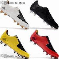 12 men soccer cleats eur 46 Total 90 Laser FG girls shoes children women crampons de with box size us 38 mens football boots AG astro tu RKo