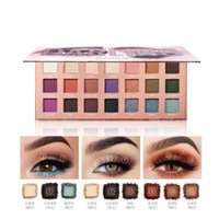 O.TWO.O Darling Eyeshadow Palletes 21 Colors Ultra Fine Powder Pigmented Shadows Glitter Shimmer Makeup Eye Shadow Palette make-up