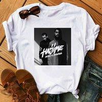 Hip Hop Band T Shirts Fashion Men and Women Short Sleeve Unisex Tshirt Streetwear,Drop Ship