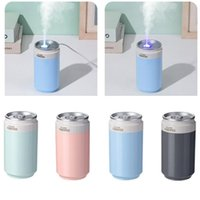 Car Air Freshener Parts Portable Mini Humidifier Home Humidify Cup USB Fogger Mist Maker With Led Night Light Lamp Face Steamer Diffuser