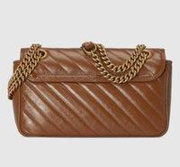 2021 جديد الفمز مصممين حقائب حقائب اليد حقائب سيدة حقائب الكتف الأزياء حمل النساء حقيبة crossbody حقيبة الظهر محافظ جودة عالية مع مربع