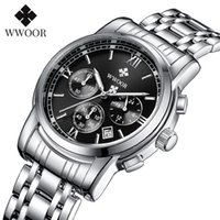 Boss Busines Watches Mens Top Fashion Fashion Luxury Classic Gift Watch Black Full Steel Reloj multifunción Mens Reloj 8864