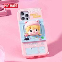 Pop Mart Sweat Bean Series-phone Case for Iphone 12, 12 Pro and 12 Max