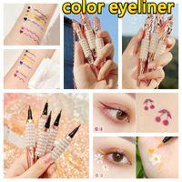 False Eyelashes Black Waterproof Eyeliner Liquid Long Lasting Eye Liner Pen Pencil Makeup Cosmetic Beauty High Quality Free Fast