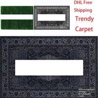 Trendy halı wg kf ow beyaz uygun ev marklad oturma odası yatak odası ayakkabı duvar özelleştirilebilir ortak tasarımcı